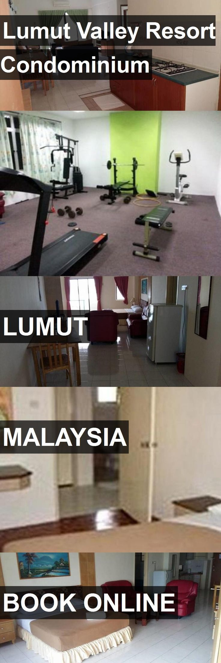 Hotel Lumut Valley Resort Condominium in Lumut, Malaysia. For more information, photos, reviews and best prices please follow the link. #Malaysia #Lumut #travel #vacation #hotel