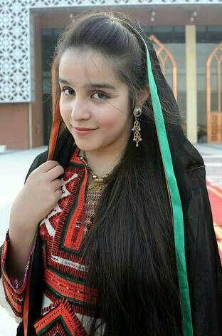 Balochistan culture dress, Pakistan