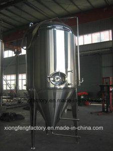 SS304 Industrial Beer Brew Unitanque / fermentador / Jacketed fermentador