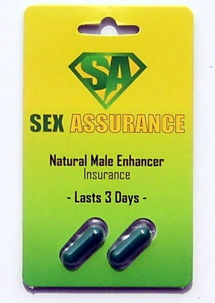 Sex Assurance is a natural male enhancement pill designed to improve your sexual experience. Our male enhancement pills come in one, two, or ten box container, which is a month supply.