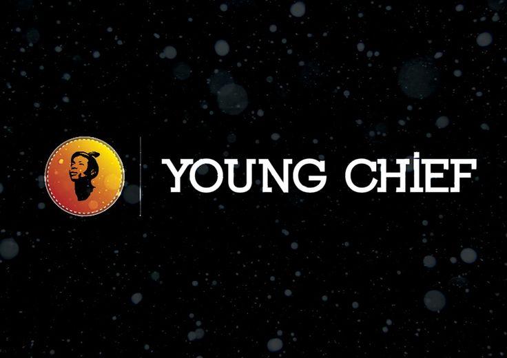 Brand Identity: Young Chief (Type) #Branding #Logo #MaverickDesign