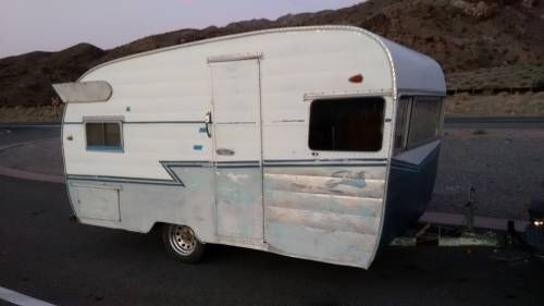 1958 Shasta Airflyte Tct Classifieds For Sale Pinterest