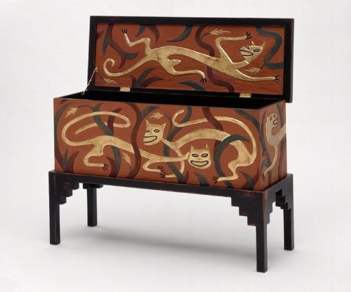 Judy Kensley Mckie 39 S Leopard Chest Museum Of Fine Arts Boston For The Home If You Live