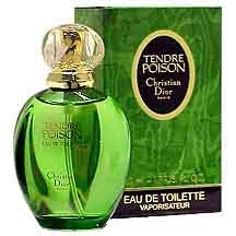 Tendre Poison by Christian Dior.