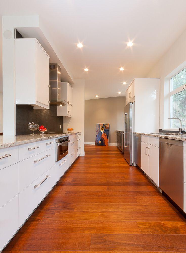 white semi-gloss - Veddinge kitchen 2013