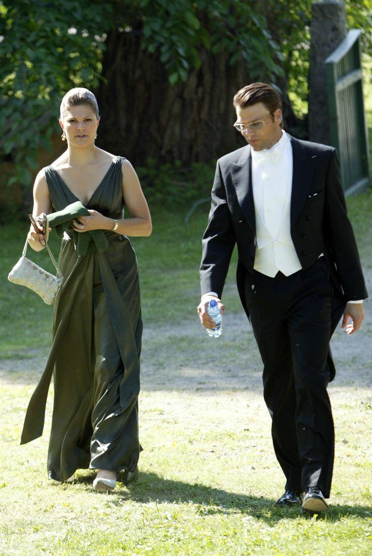 Victoria and Daniel at the 40th Birthday | Swedish Women's Newspaper