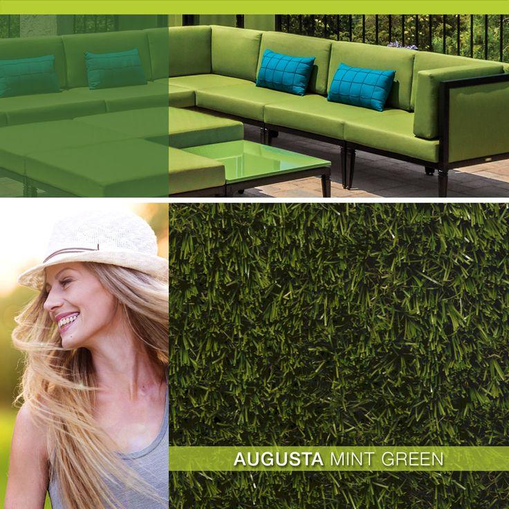 Augusta - Mint Green