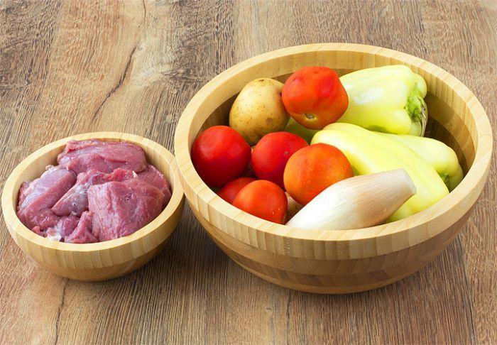 Гуляш из говядины по-венгерски. Пошаговый рецепт с фото | Блог elisheva.ru