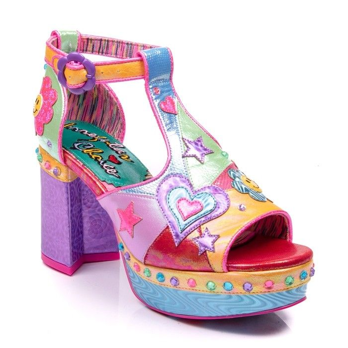 cfbcaa829ea Nuttet in 2019 | Amazing shoes! | Irregular choice shoes, Irregular ...