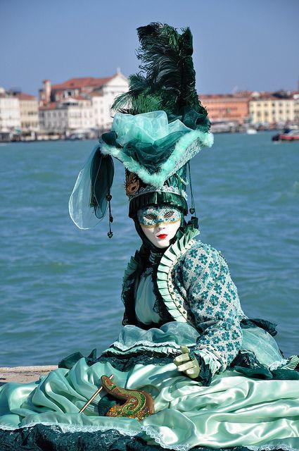 Venice at Carnival