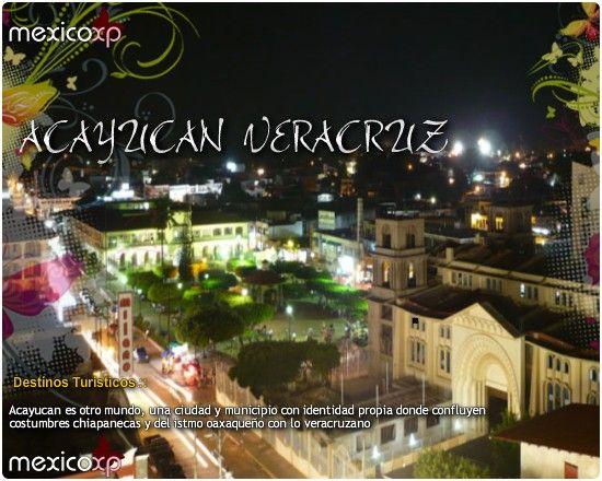 Acayucan Veracruz : Turismo en Veracruz :: MexicoXP PALACIO MUNICIPAL