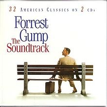 Forrest Gump (soundtrack) - fuckin EPIC soundtrack!!