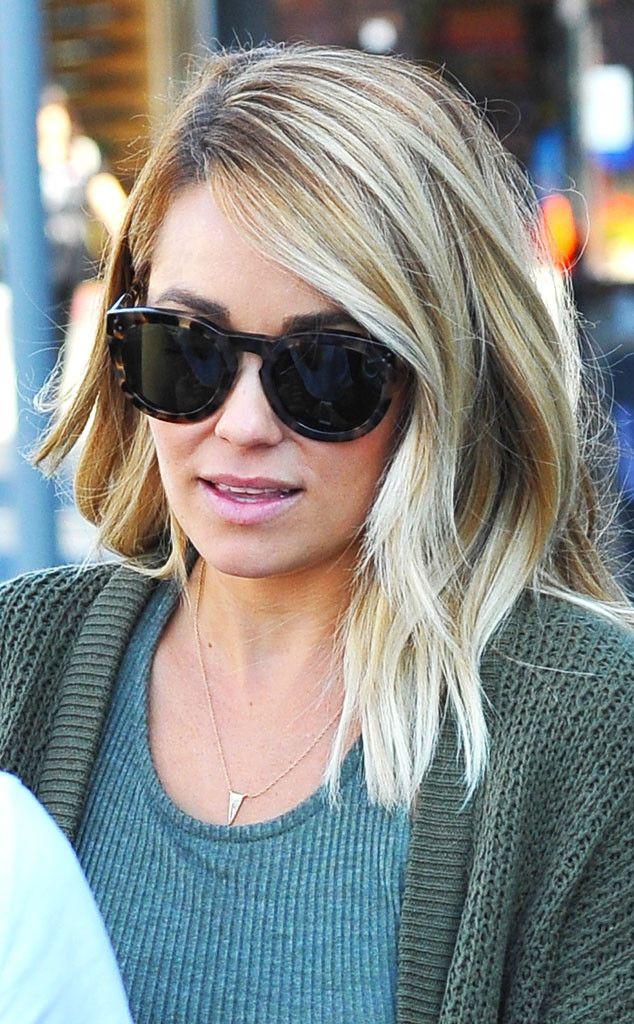 Lauren Conrad's new haircut
