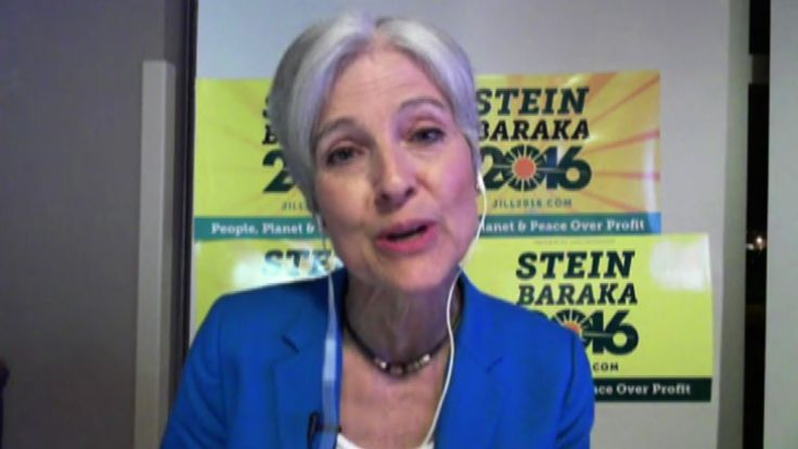 "Green Party's Jill Stein on ""Donald Trump's Psychosis and Hillary Clinto..."