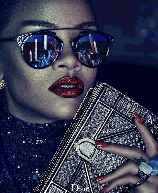 dior:  Secret Garden IV starring Rihanna. More on Diormag.com.