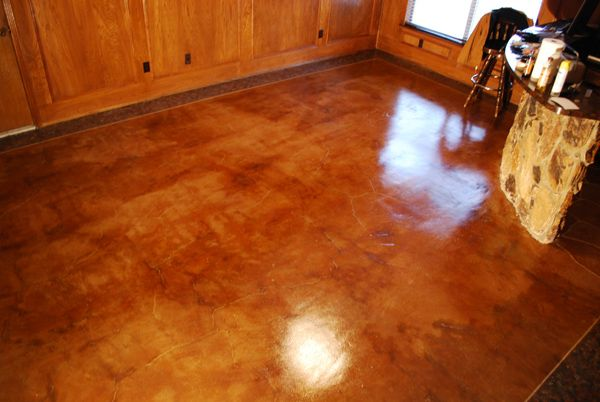 56 Best Images About Floors Stained Concrete On