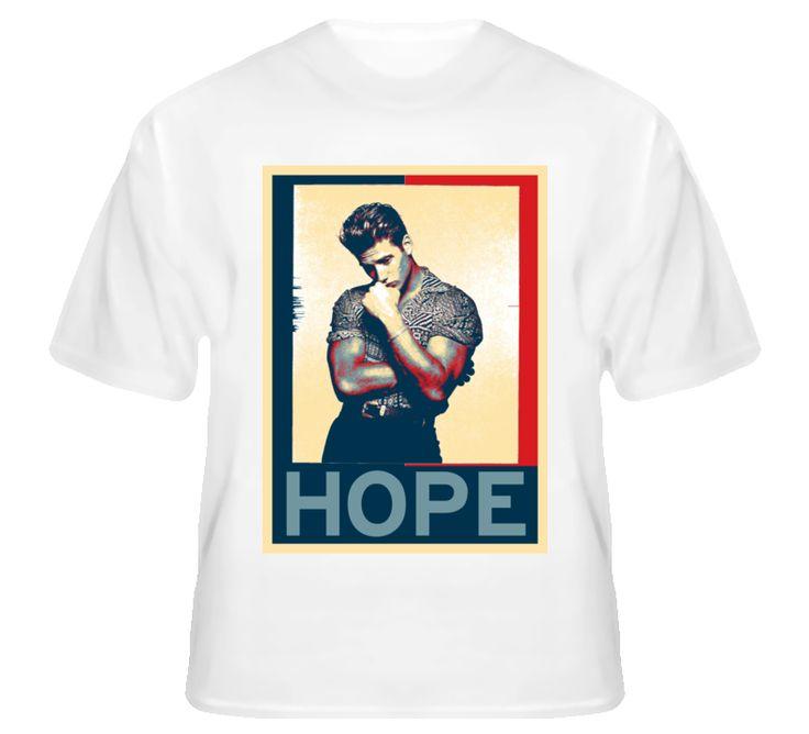 Sasha Mitchell Martial Arts HOPE T Shirt