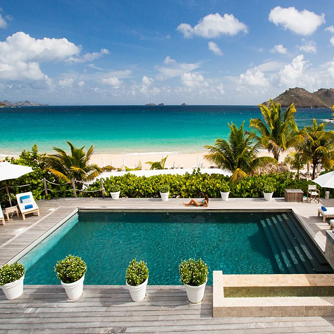 Hotel Saint Barth Isle De France St S Top 10 Resorts In The Caribbean