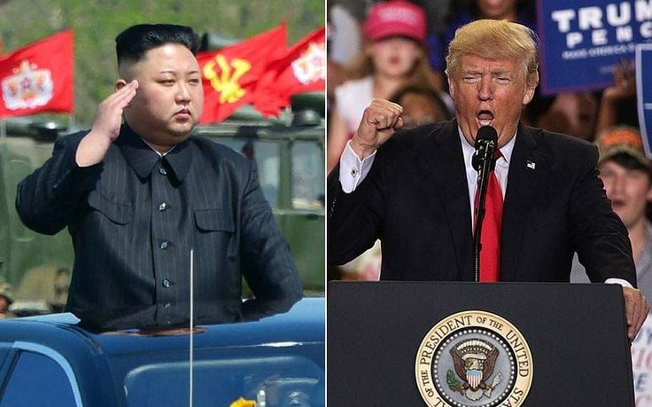 """2017-07-30 02:38:08   US President Donald Trump warned Saturday that he would """"no longer"""" allow China to """"do nothing"""" on North Korea, after the belligerent hermit state launched an intercontinental ballistic missile test. In his critique, which came in two tweets, Mr... - #China, #Donald, #Trump, #Us, #Vows, #Wont"""