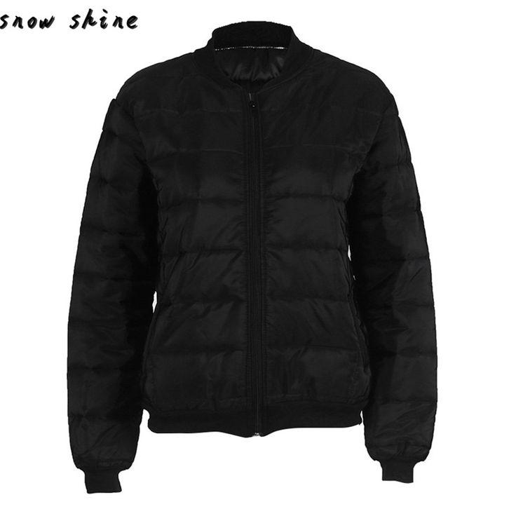 snowshine 3001 Women Baseball Clothing Jacket Coat Autumn Winter Street Casual Jackets  free shipping wholesale