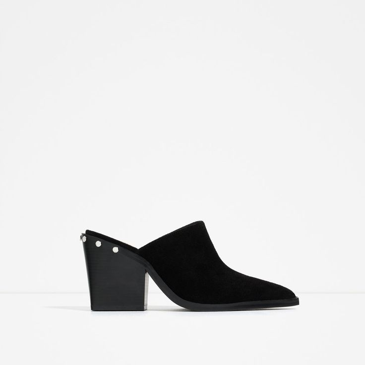 ZARA - WOMAN - HIGH HEEL SLINGBACK SHOES