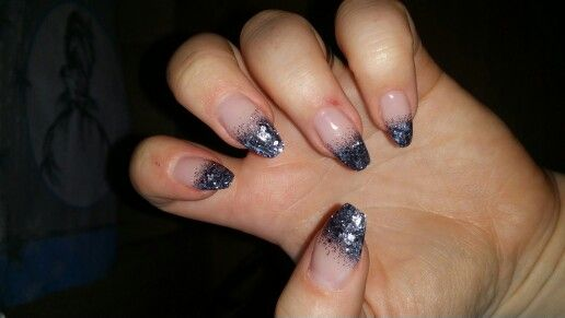 Antraciet nails