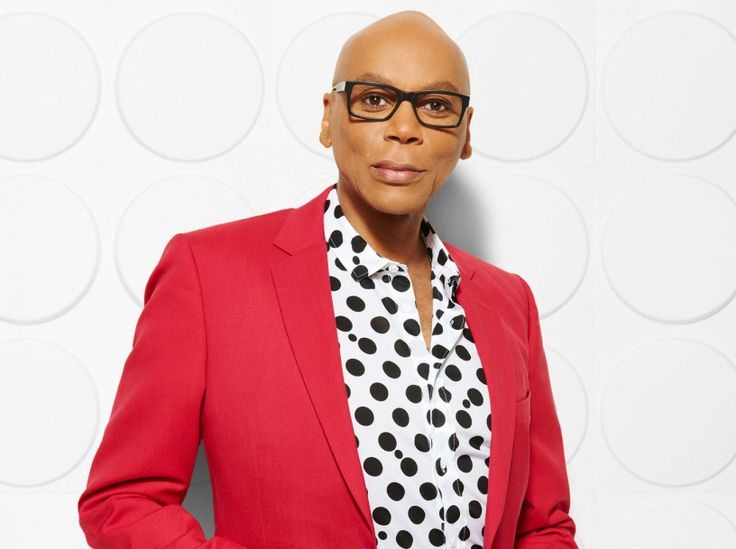 RuPaul's Life Story Is Headed To The Small Screen! #RuPaul #DragQueen #Queen #LGBTQ #Logo #Tv #Marriage #lovewins