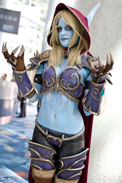 51 best Warcraft Women's Costumes images on Pinterest ...