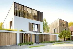 Projekt Sky Garden. Dom pasywny o konstrukcji z belek dwuteowych