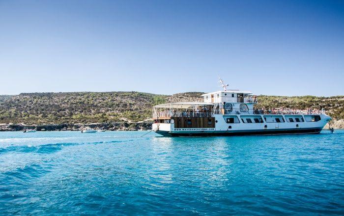 Day Cruises   Wave Dancer Cyprus