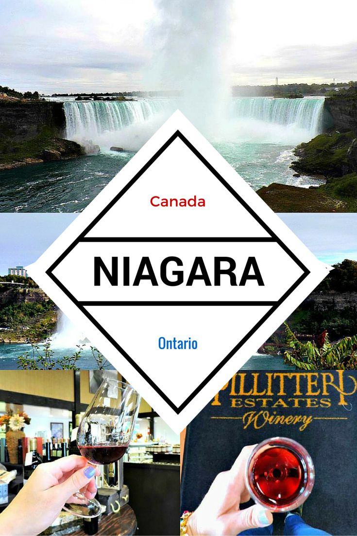 Niagara, Ontario is famous for hosting the largest waterfall in North America however there is more to Niagara than just the falls.