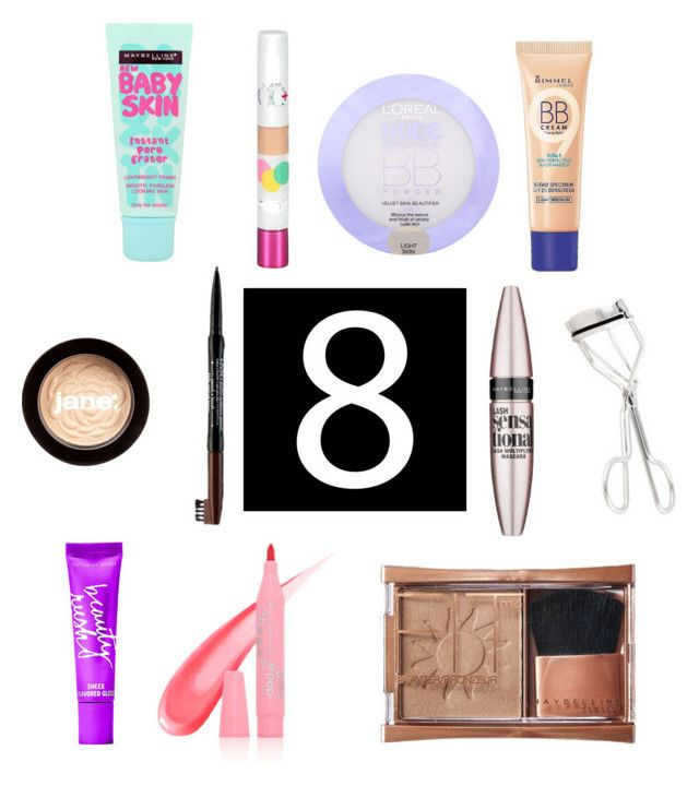 """""""8th grade makeup"""" by nyc-sama on Polyvore featuring beauty, Physicians Formula, Beauty Rush, Rimmel, Maybelline, L'Oréal Paris, NYX, jane and Pop Beauty"""