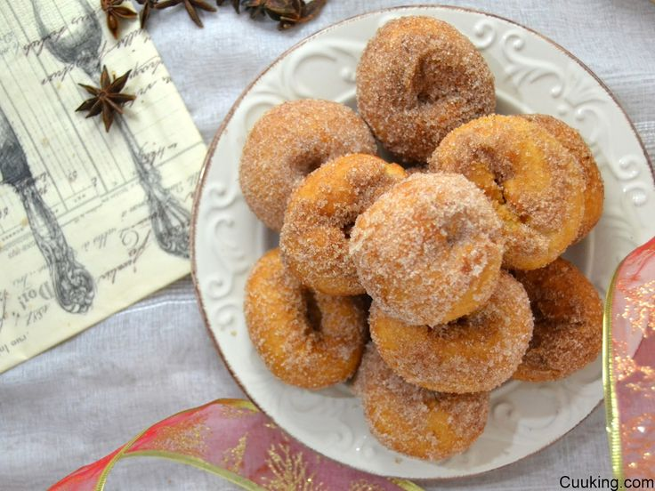Cuuking!: Roscos fritos de anís