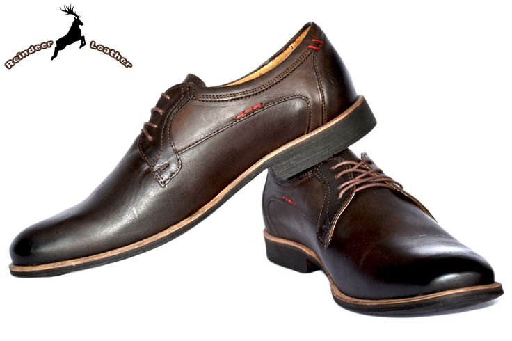Logan Oxford Wingtip Shoes