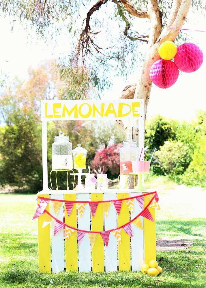 You are my sunshine/Lemonade birthday party