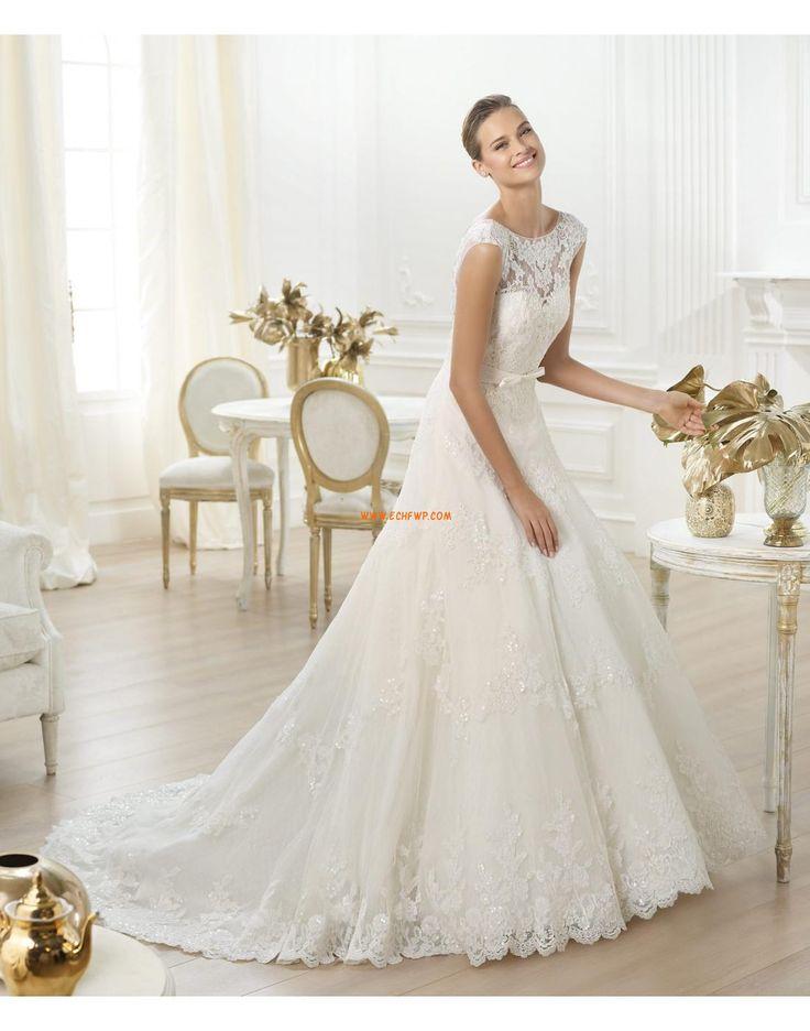 Kyrka Vår 2014 Naturlig Bröllopsklänningar 2014