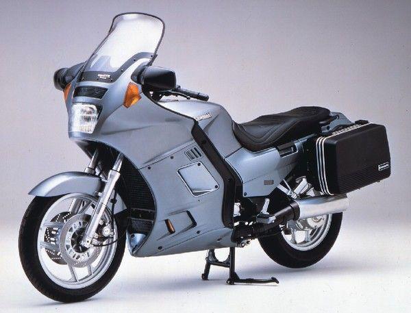 Huidige motor;  Kawasaki z 1000 gtr 1986