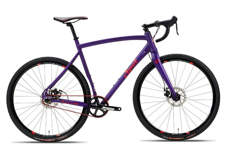 Spot Brand Bicycles » Product Page » Rallye SS