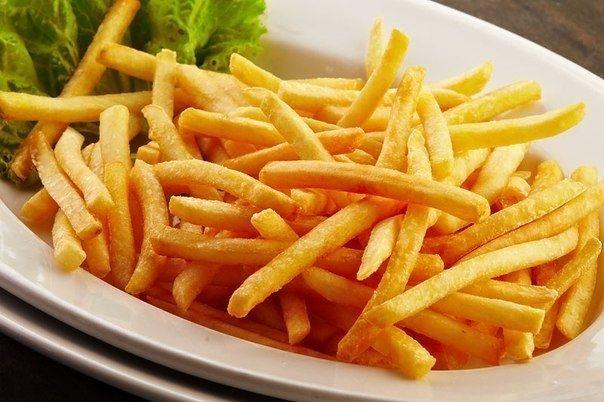Как сделать картошку фри дома