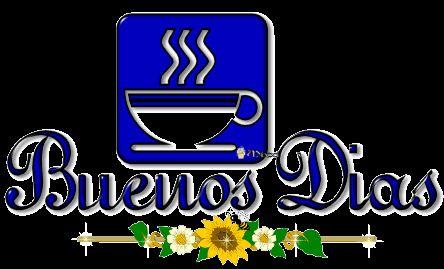 buenos dias senal cafe