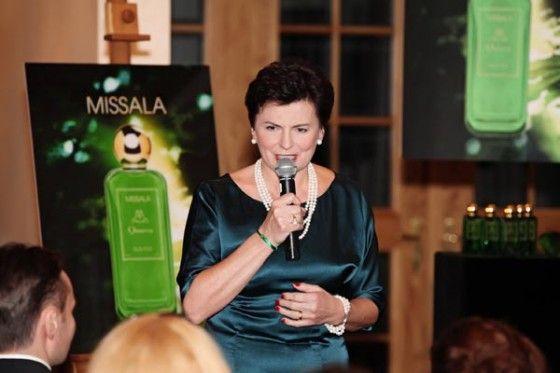 Inauguracja zapachu Missala Qessence odbyła się przy okazji obchodów XX urodzin Perfumerii Quality. Stanisława Missala.