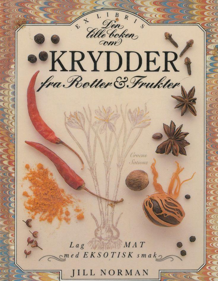 """""""Den lille boken om krydder"""" av Jill Norman"""