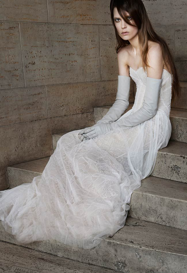 61 best VERA WANG~COLLECTIONS... images on Pinterest | Walkway ...