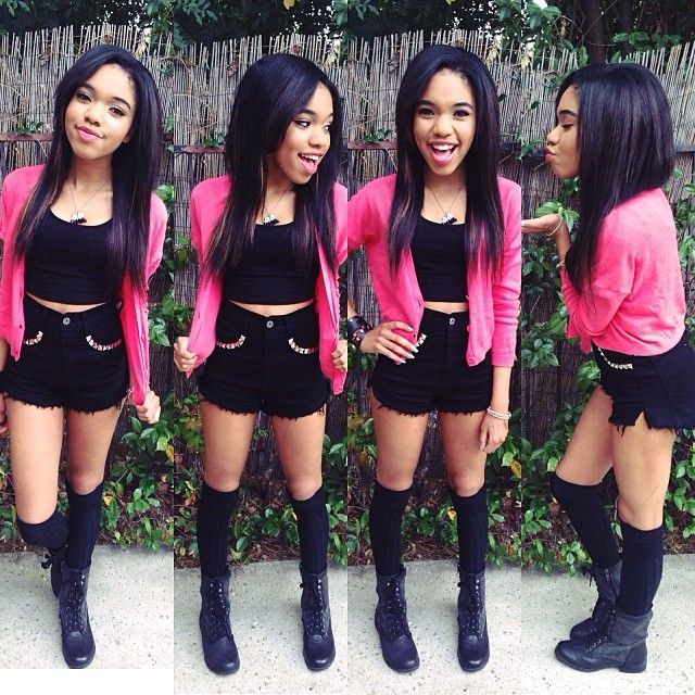 1000+ images about Teala Dunn Fashion on Pinterest | Ootd ...