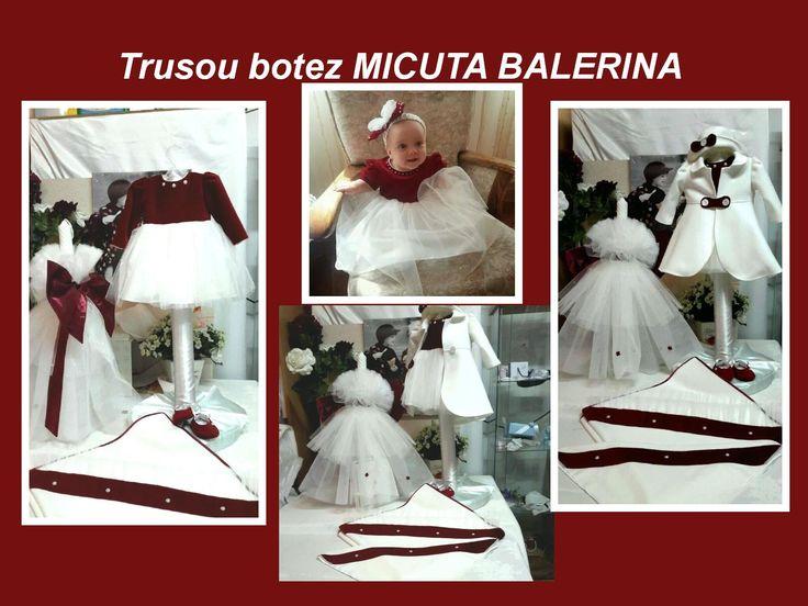ISSUU - Trusouri botez new born baptism layette by Imbracaminte copii -Johnny Prodcomimpex