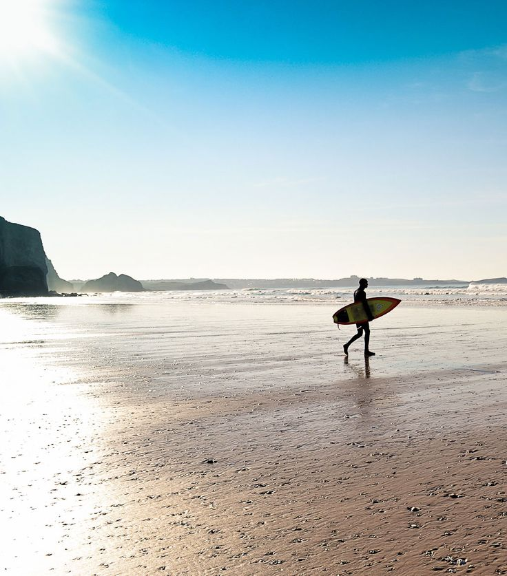 Watergate Bay has been named as the 24th best surf spot in the World by CNN International and is the only English beach to appear in the list of 50!