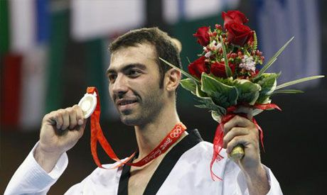 Alexandros Nikolaidis, 1979-, is a #Greek taekwondo athlete. He won the gold medal in the 2008 European Championships in #Rome, the silver medal in the 2004 and 2008 Olympic games and the bronze medal in the 2010 #European Championships in St. Petersburg.