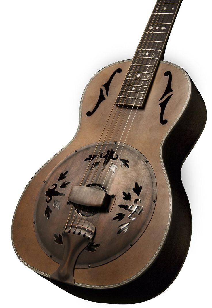 Washburn R360K Parlour Sized Resonator Guitar: Amazon.co.uk: Musical Instruments