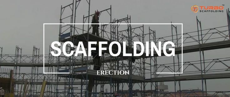 This instructional guide lays down steps that need to be followed by those who are involved with scaffolding work.  #Scaffold #Scaffolding #Erection #Safety