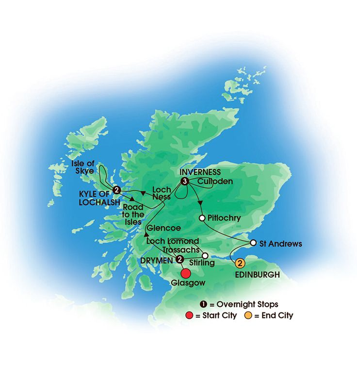 Scottish Clans & Castles 10 Day Tour. Overnights: 2 Drymen - near Glasgow, 2 near Kyle of Lochalsh, 3 Inverness, 2 Edinburgh - See more at: http://www.cietours.com/ #escortedtour #Scotland Scottish #Scots #Britain #UK #coachtour #Edinburgh #Glasgow #travel #vacation #holiday #Freewifi